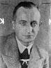 Photo young Adolf Eichmann circa 1932.